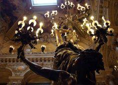 Paris Opera: light detail  vivrearia blog