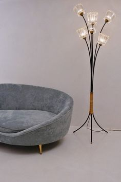 1960`s floor lamp Brutalist glass, Kaiser Lighting-roomscape-DSC08541 (996x1500) (2)_main.jpg