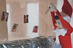 This is fantastic. I HATE the elf on a shelf. Announcing the Top 11 Inappropriate Elves