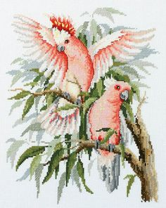 Country Threads - Cross Stitch and Needlework Designs, Patterns, Charts and Kits Cross Stitch Angels, Cross Stitch Bird, Cross Stitch Charts, Cross Stitch Designs, Cross Stitching, Cross Stitch Embroidery, Cross Stitch Patterns, Machine Embroidery, Craft Museum
