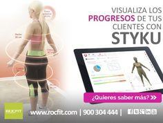 Demuestra a los usuarios de tu gimnasio que cumplir sus objetivos es posible gracias a la medición 3D con el #EscánerCorporal Styku.