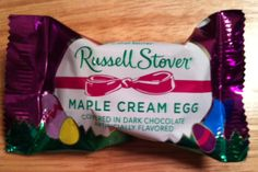 Russell Stover Maple Cream Chocolate Easter Egg Review - News - Bubblews