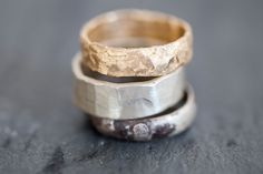 Blair Lauren Brown / Mens Wedding Bands / Wedding Bands / View more: http://thelane.com/brands-we-love/blair-lauren-brown