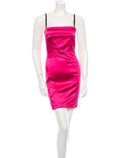 D&G Satin Dress