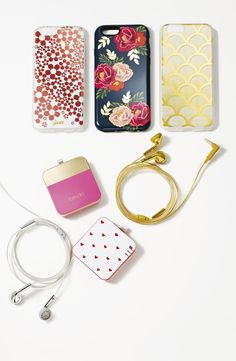 Tech accessories make for a fun gift or stocking stuffer.