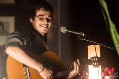 Musicoteca ComVida Tom Custódio da Luz no Atelier Soma - 2015