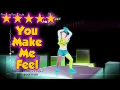Just Dance 4 - You Make Me Feel... - 5* Stars