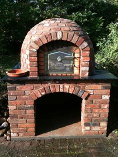 Pizza oven build brick oval - Feuerstelle garten - Pizza oven build brick oval Informations About Pizzaofen bauen Ziegel oval Pin You can easily use my -