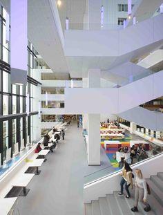 Level ROC Leiden verdieping 2 kantine