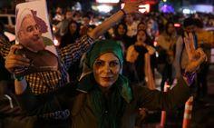Ecofeminismo, decrecimiento y alternativas al desarrollo: Lo que quieren las mujeres iraníes: Derechos, empl...