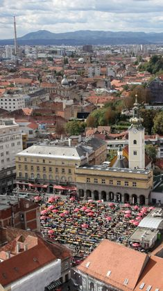 Zagreb, Croatia - Explore the World with Travel Nerd Nici, one Country at a Time. http://TravelNerdNici.com