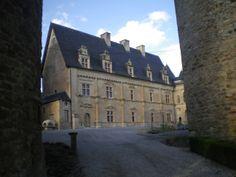 bournazel, construit à la demande de Jean II de Buisson et de son épouse Jeanne de Mancip