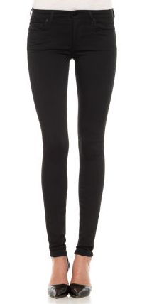 Joe's Mid Rise Leggings- Black - Get it from Stella's Trunk at our Denim Bar. #Milwaukee's First Authentic Denim Bar   Featuring over 1,000+ Pairs of Designer Denim for Him & Her!  Clothing, Fashions and   Luxury Gifts too! www.facebook.com/stellastrunkpage