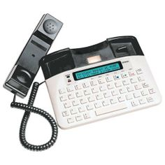 Ultratec Uniphone 1140 by Ultratec. $278.75. The Uniphone is an exciting new concept in TTYs, combining a telephone, TTY and amplified phone - all in one Now, people who are deaf, hard of hearing, or hearing can all share one phone. It's the one phone your whole family will enjoy. A full-featured TTY, the Uniphone includes a bright display and a comfortable keyboard to make TTY conversations easy. Its modern, attractive design complements any room or office. It is per...
