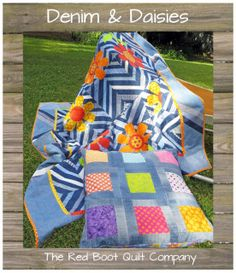 PDF Quilt Patterns - The Red Boot Quilt Company