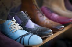 Portraits – Shoe Designer George Esquivel | Mondette