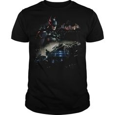 View images & photos of Batman Arkham Knight/ Knight Rider t-shirts & hoodies