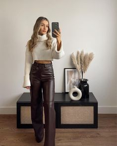Winter Fashion Outfits, Fall Winter Outfits, Look Fashion, Autumn Winter Fashion, Night Out Outfit, Night Outfits, Night Out Dresses, Winter Night Outfit, Cute Casual Outfits
