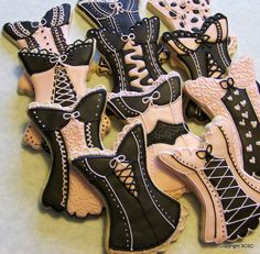 cute cookies for bachelorette parties or lingerie parties