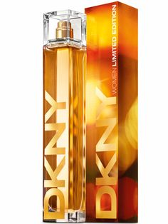 The Cosmo Beauty Lab test new perfumes to find your perfect partner for Autumn Winter 2013: DKNY City Lights