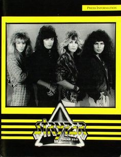 Stryper Tour Program https://www.facebook.com/FromTheWaybackMachine