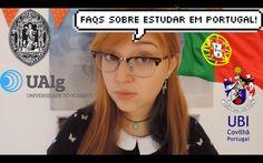 TUDO QUE VOCÊ QUER SABER SOBRE ESTUDAR EM PORTUGAL! |Estudando em Portug...