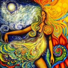"""""""We are all women equal to each other as daughters of the Goddess. We cannot, we must not, allow the patriarchal mindset to contaminate Feminine Spirituality. No hierarchy, no duality, no controlling others. If we want to see a world in which the Divine Feminine is prominent, the world that many of us believe is coming, we need to take a good, hard look at ourselves in the mirror of our Sisters' eyes and all of us individually commit to Unity, Sisterhood and Unconditional Love"""" D. Horton"""