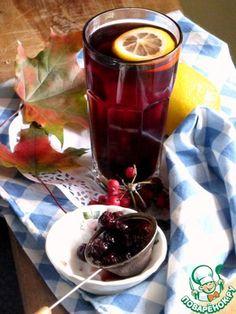 Любимый вишневый чай Джорджа Вашингтона
