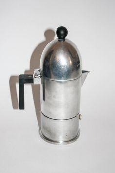 La Cupola espresso maker by Aldo Rossi for Alessi by DoubleRandC