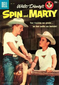 1957-02-Spin and Marty - Dell