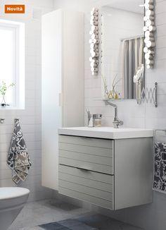 Le lavabo double GODMORGON, économie de temps et d\'espace ...