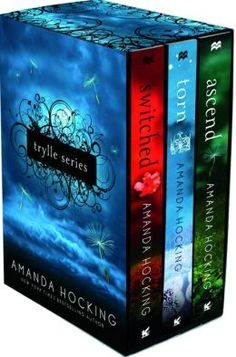 The Trylle Trilogy omg neva expected it to be sooo amazing!!!! great read! switched left me wanting he next!!