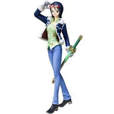 One Piece Tashigi Figuarts Zero Action Figure (green) One Piece Figure, Anime Toys, Anime Merchandise, Monkey D Luffy, Nico Robin, One Piece Anime, Action Figures, Snow White, Zero