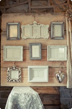 Seating chart. Betsy Button's Wedding Gifts  Stationery