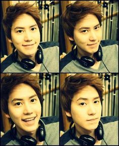 Awwww, Have I Ever Mentioned I Love KyuHyun? <3 <3 You little pooper ugh you're so cute