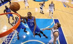 The #Mavericks visit Oklahoma City on Monday night in Game 5 of their Western Conference first-round series. The #Thunder, who lead 3-1, are 14-point favorites on #NBA odds with a total of 206. http://www.sportsbookreview.com/nba-basketball/free-picks/nba-picks-thunder-cover-spread-finish-off-mavericks-game-5-a-71888/