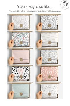 Digital tissue paper heart tissue paper Tissue Paper Design. Find more inspiration like this on Hannah Wills Art Pinterest page! Clothing Packaging, Jewelry Packaging, Paper Packaging, Gift Packaging, Packaging Ideas, Brownie Packaging, Eco Deco, Diy Gift Box, Wrapping Ideas