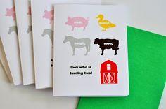 Modern Farm Birthday Party - Design Dazzle