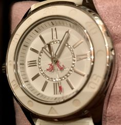 Juicy Couture Watch, Omega Watch, Watches, Accessories, Wristwatches, Clocks, Jewelry Accessories