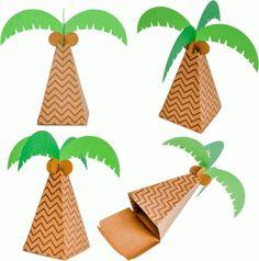 Silhouette Design Store - View Design #56560: coconut box