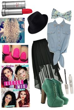 """""""Little Mix Inspired :)"""" by ebgleek ❤ liked on Polyvore"""