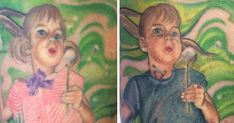 Mom Updated Her Tattoo To Support Transgendered Son | Bored Panda