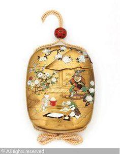 japan-a-large-three-case-inro-Meiji Period