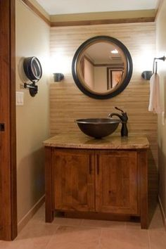 1000 images about half bath on pinterest half baths for Rustic half bath ideas