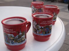 Vancouver Christmas Market Mug.Pinterest