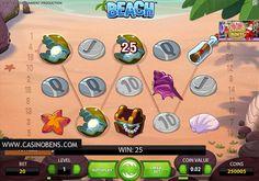 Jouer avec cette révolutionnaire machine à sous 20 lignes Beach, et laissez vous surprendre par les graphismes exceptionnels de cette slot, et repartez en vacances au bord de la mer avec la pieuvre de Beach !  http://www.casinobens.com/machines-a-sous-20-lignes-beach.php