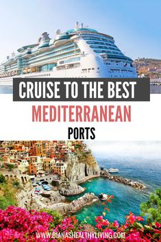 A Mediterranean Cruise is one of the best ways to see Europe.Here are the top 6 best cruise ports to visit in the Mediterranean. One of the best cruise itineraries in the Mediterranean with Norwegian Cruise Lines. Best Cruise, Cruise Port, Cruise Tips, Cruise Europe, Cruise Travel, Summer Travel, World Travel Guide, Europe Travel Tips, France Travel