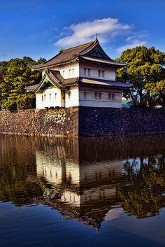 Imerial Palace in Tokyo, Japan 皇居 jj