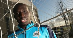 Newcastle United midfielder Mo Diame is close to Hatem Ben Arfa, who told him to join the club in the summer