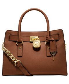 MICHAEL Michael Kors Handbag, Hamilton Saffiano Leather E/W Satchel - Shop All Michael Kors Handbags & Accessories - Handbags & Accessories ... https://tumblr.com/ZRlNZd2NHorYj